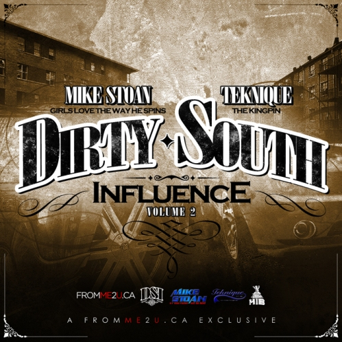 DSI :: Dirty South Influence - Vol. 2