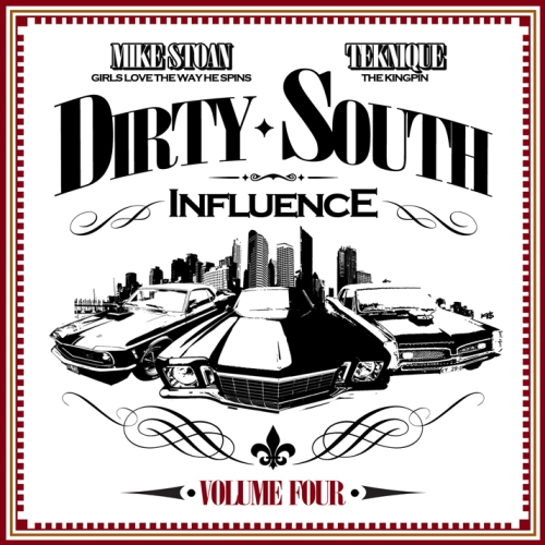 DSI (Dirty South Influence) - VOL. 4